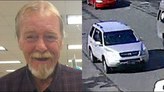 SUV key to solving 60-year-old man