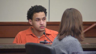 High school basketball standout sentenced for robbing 91-year-old woman