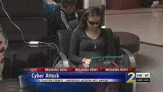 Atlanta airport shuts down Wi-Fi after cyber-attack