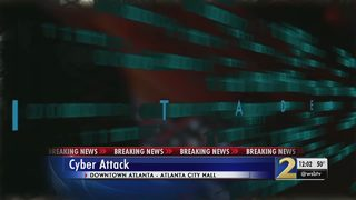 City of Atlanta workers asked to not log onto computers amid cyberattack