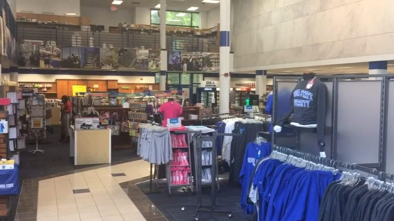 GSU bookstore supervisor accused of rape, $400K theft   WSB-TV