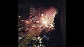Firefighter dies fighting blaze on set of Ed Norton film in Harlem