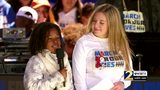 MLK's 9-year-old granddaughter, Yolanda Renee King, rallies crowd at March for Our Lives