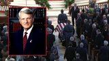 3 former presidents speak at former Gov. Zell Miller's funeral.