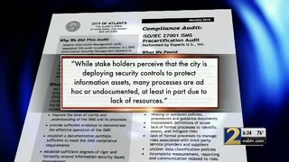Files on many city computers still being held hostage from massive cyber attack