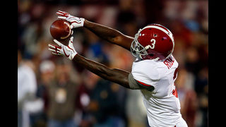 LIVE DRAFT UPDATES: Falcons select WR Calvin Ridley in 1st round