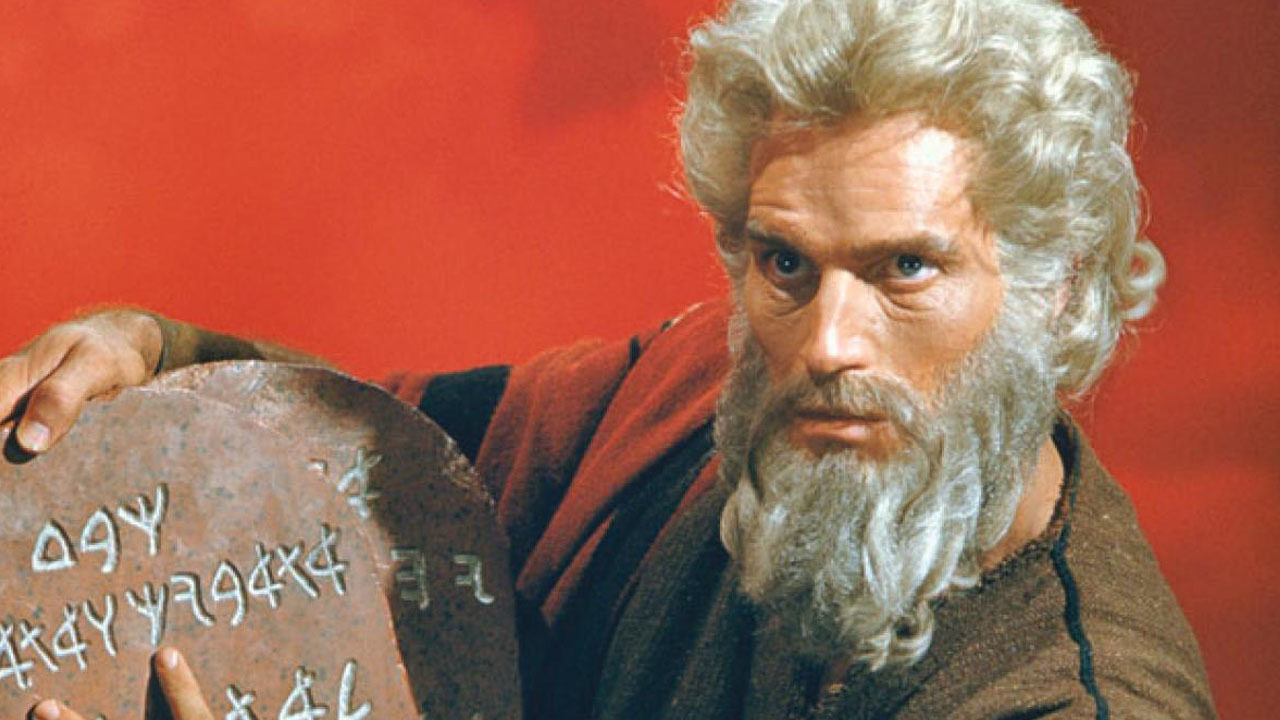 5 little known facts about 'The Ten Commandments' | WSB-TV