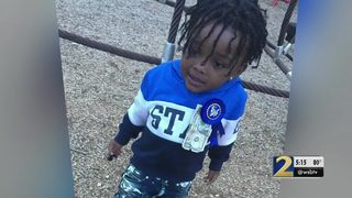Police release surveillance video in shooting death of 3-year-old