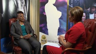 Bernice King reflects on her father