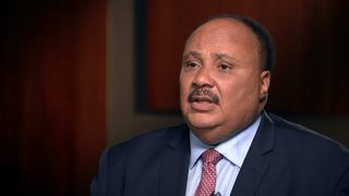 Martin Luther King III recalls moment he learned of his father