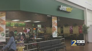 Popular Subway restaurant fails health inspection