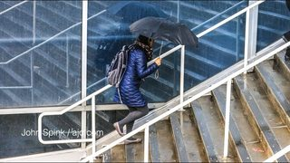 Atlanta breaks 135-year-old rainfall record -- and more is on the way