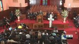 Hundreds gather at historic Ebenezer Baptist Church to remember MLK'S dream, legacy