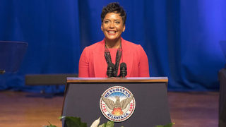 Atlanta mayor accepts several resignations in major shakeup of her cabinet