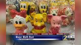 Nearly $2 million in meth found packed into ceramic Disney characters