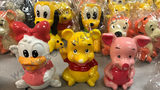 Channel 2 Action News has learned that authorities have confiscated more than 500 pounds of meth hidden inside wax Disney figurines.