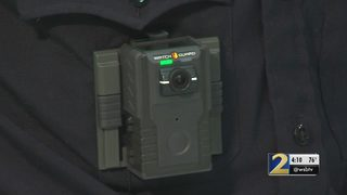 APS leaders seek feedback from parents about body cams for school officers