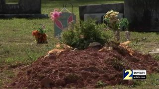 Man says cemetery buried wife in wrong spot