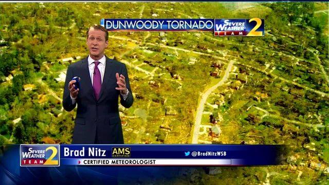DUNWOODY TORNADO 1998: 20 years later, WSB-TV's Severe Weather Team
