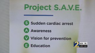 Project SAVE to help with AEDs in metro Atlanta schools for medical emergencies