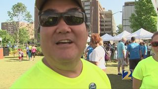 Foundation Fighting Blindness hosts Vision Walk