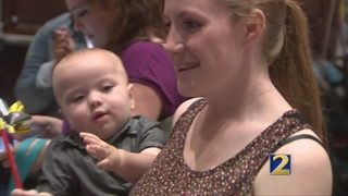 Parents-to-be attend Atlanta Baby and Child Expo