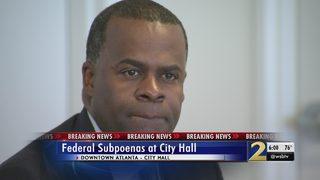 Federal subpoenas target former Atlanta Mayor Kasim Reed