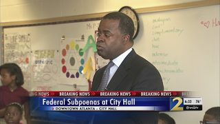 Federal subpoenas target former Atlanta Mayor Kasim Reed