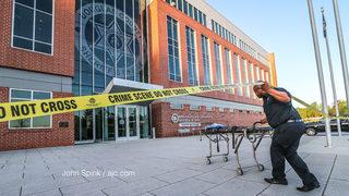 GBI: Man stabbed deputy twice at sheriff