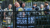 The FBI and ATF confirm to Channel 2 Action News that they are involved in the investigation, which includes at least two other locations in the metro. (Photo: John Spink, The Atlanta Journal-Constition)