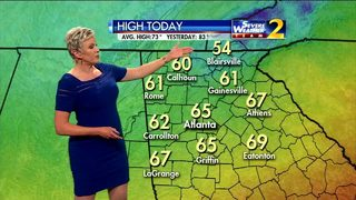 Cooler Thursday morning ahead
