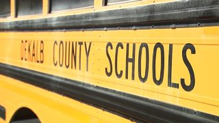 DeKalb schools say major drop-off delays after 42% of drivers call in