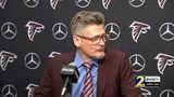 Falcons GM Thomas Dimitroff gives pre-draft thoughts