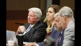Jurors enter day 3 of deliberations in Tex McIver murder trial