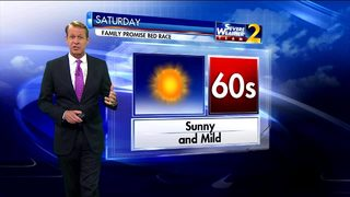 Family Promise Bed Race forecast 2018