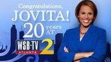 Jovita Moore is celebrating 20 years at WSB