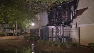 Nearly 20 people without home after apartment fire