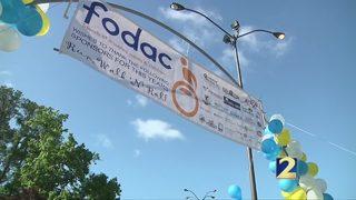 FODAC hosts Run, Walk and Roll