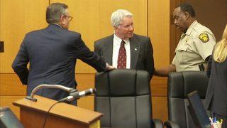 Sentencing date set for convicted murderer Tex McIver
