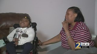 Mother says district stopped picking up her daughter with disabilities