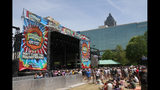 Here are some more photos from SweetWater 420 Fest. (Photo by Nelson Hicks/wsbtv.com)