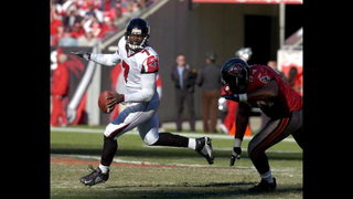 Michael Vick will announce Falcons