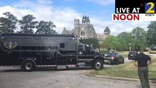Suspicious package found at Oglethorpe University not explosive, police say