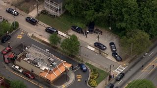 SWAT standoff ends in southwest Atlanta with no one inside the home