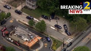 Gunman barricaded inside SW Atlanta home; SWAT called to scene