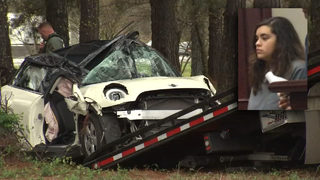 Teen was driving 106 mph when she crashed, killed best friend, prosecutors say