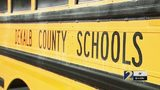 DeKalb County school bus driver 'sick out' expected to continue Monday
