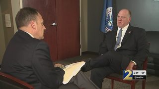 ICE director speaks to Channel 2 about misconceptions about his agency