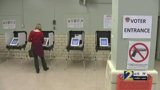 New report says current voting system is safe to use