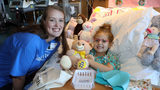 One Atlanta girl's wish will now help thousands of children fighting cancer.